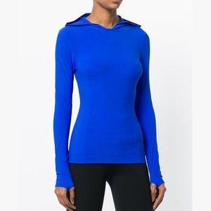 NWT No Ka' Oi Olù Olù Long Sleeve Top - Blue sz M